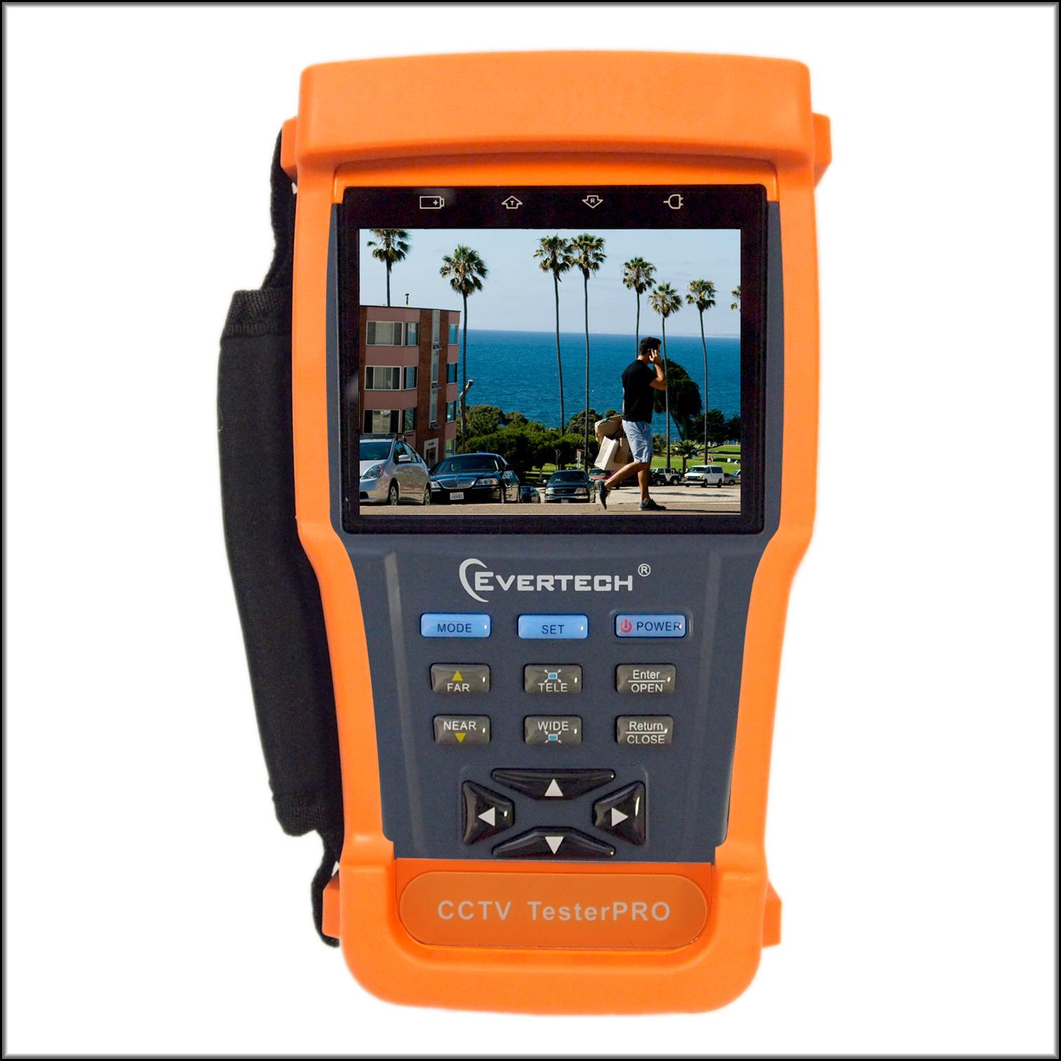 "CCTV Tester Pro 3.5"""