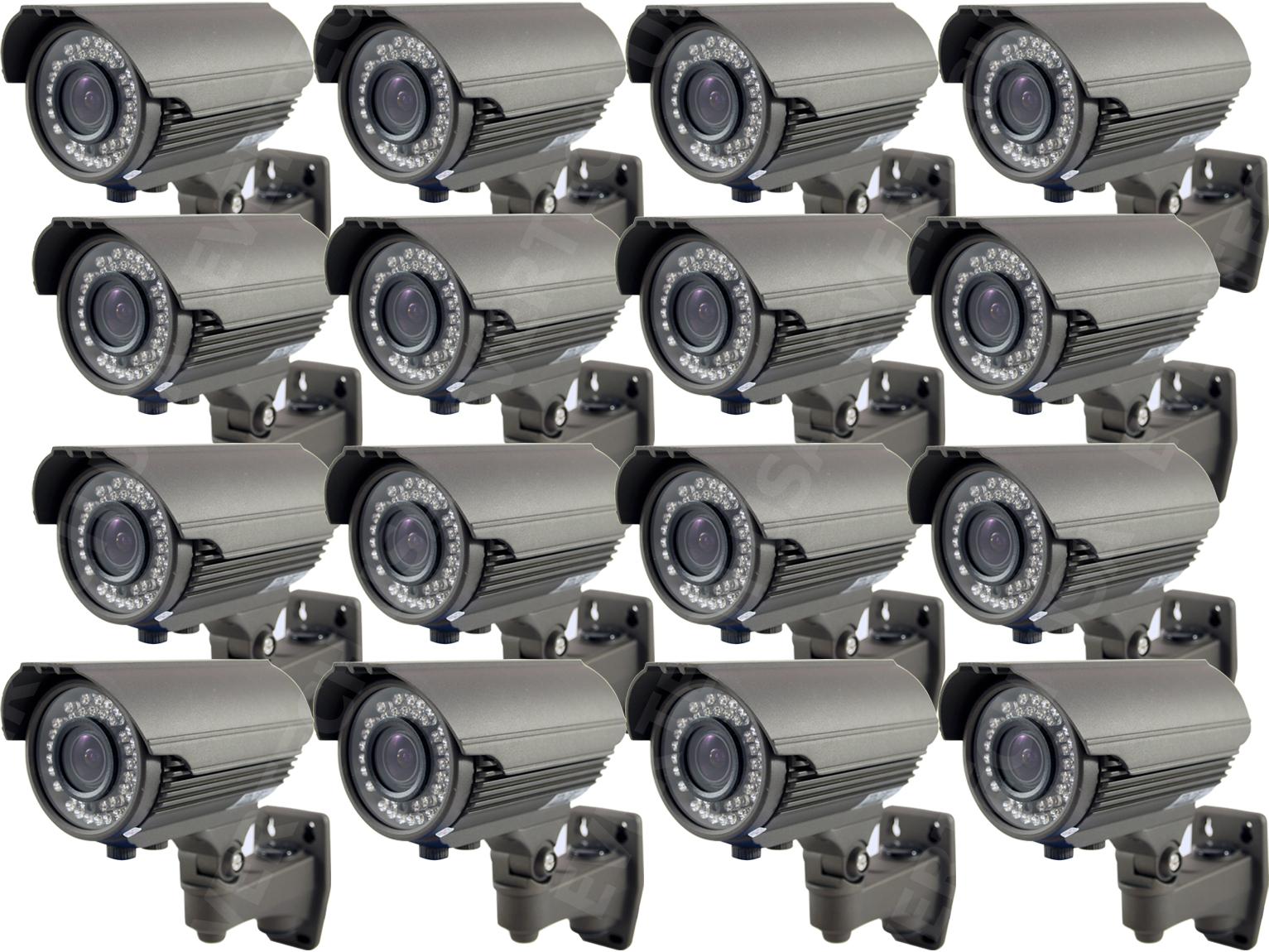 16pcs Camera Set
