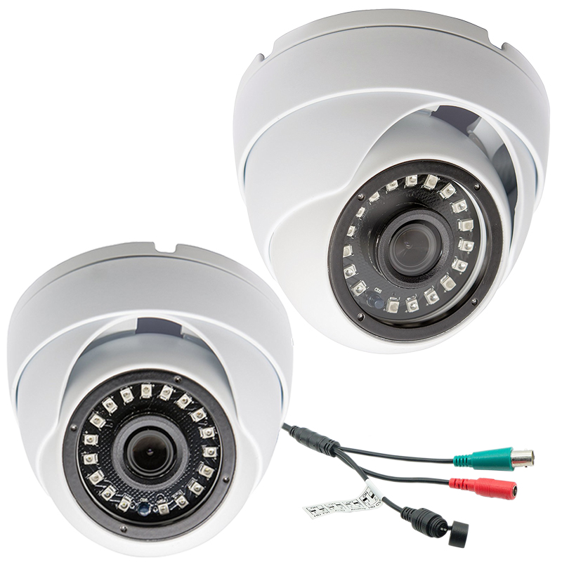 2pcs Camera set
