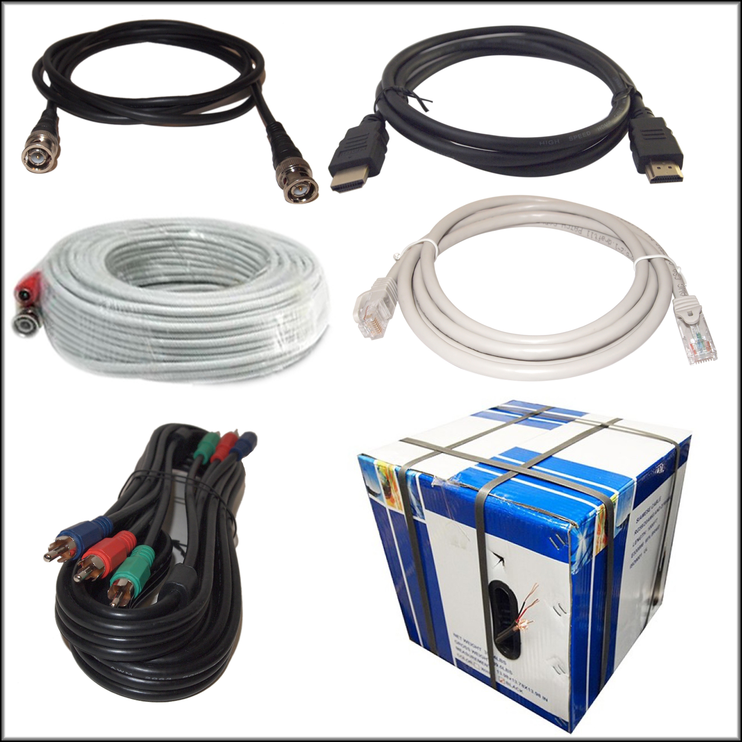 Evertech Cctv Security Cameras And Dvr Systems Usa Wiring Guide Tester Cables