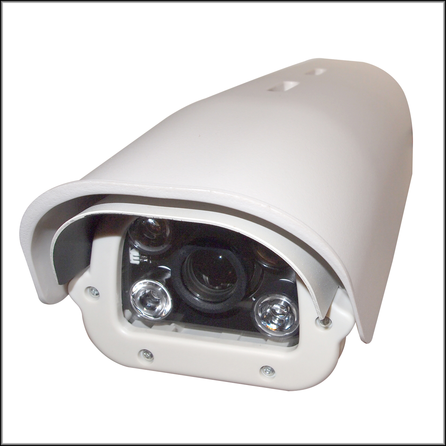 License Plate Recognition Cameras