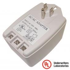 EV-AC1640 16.5V AC 2420mA Transformer CCTV Security Camera DVR Power Supply Adapter