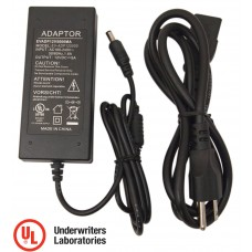 "EV-ADP125000 12V 5A=5000mA Camera POWER SUPPLY ADAPTER with ""UL"" Standards Certified"