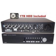 EV-DVR706H 8 Ch Channel Home Office Retail store DVR H.264 video Full D1 960H Recording with 1TB HDD Installed