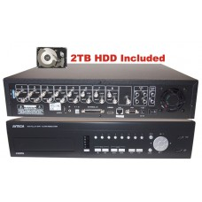 EV-DVR706H 8 Ch Channel Home Office Retail store DVR H.264 video Full D1 960H Recording with 2TB HDD Installed