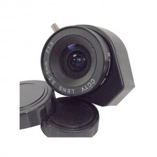 EV-LAV358D 3.5mm~8mm Security CCTV Camera ZOOM LENS, Wide Angle, Auto Iris Varifocal Manual ZOOM Adjustable