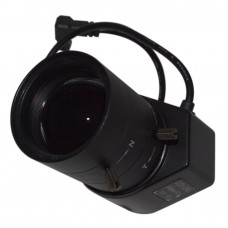 EV-LAV660D 6-60mm F1.6 DC Auto Iris Security CCTV Camera ZOOM LENS, Auto Iris Varifocal Manual ZOOM Adjustable