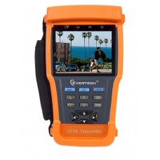 "EV-TESTER35AHD PRO - CCTV Tester Pro 3.5"" LCD Monitor CCTV Camera Video PTZ Test Tester"