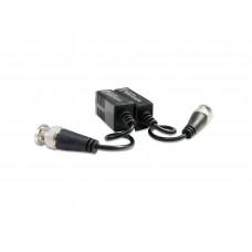 EV-BL935AHD 1 Pair ( 2 Pcs. ) Port Passive HDCVI Transceiver CCTV Video AHD / CVI / TVI / Cat5 / Cat5e / Cat6