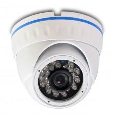 EV-CDM272SN-V.7 VandalProof IR Dome Camera