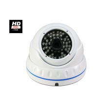 EV-CDM372FX-AHD-W    -     720P HYBRID TVI CVI AHD Analog 1 Mega Pixel Indoor Outdoor Security CCTV Camera