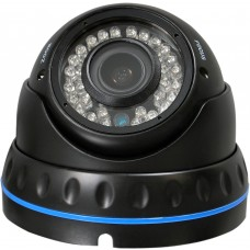 EV-CDM372SN V.7 B with OSD MENU 700 TVL Sony CCD Weatherproof Varifocal Lens Day Night Vision Indoor Outdoor IR Dome Camera