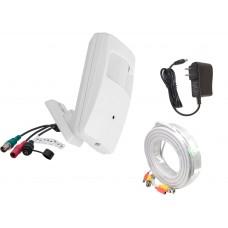 Hidden Spy Security Camera Home Surveillance 1080p Night Vision 3.7mm Pinhole Lens Wide Angle Indoor Motion Detector Small PIR Video Camera