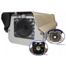 EV-AH08IR Waterproof-Dustproof-Sunproof IR LED Housing NO BRACKET INCLUDED