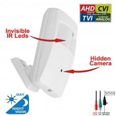 EV-CHPIR3711IR V.2  1080p Night Vision 4in1 AHD TVI CVI Motion Detector Style Hidden Security Camera