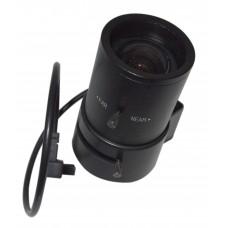 EV-LAV2812D 2.8~12mm Security CCTV Camera ZOOM LENS, Wide Angle, Auto Iris Varifocal Manual ZOOM Adjustable