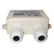 EV-WP001 CCTV Surge Protection Device with power, control signal and video high voltage