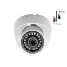 Evertech 960P 1.3mp High Resolution HD Night Vision Outdoor Indoor CCTV Security Camera
