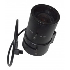 EV-LAV2812D 2.8~12mm Security CCTV Camera ZOOM LENS, Wide Angle, Auto Iris Varifocal Manual ZOOM Adjustable